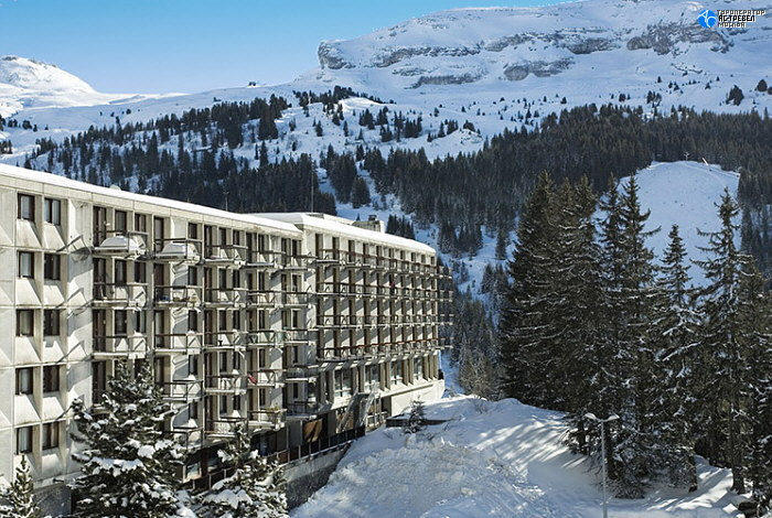 Отель Club mmv Le Flaine, Флен, Гран-Массиф, Франция
